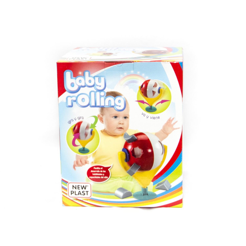 Baby Rolling New Plast