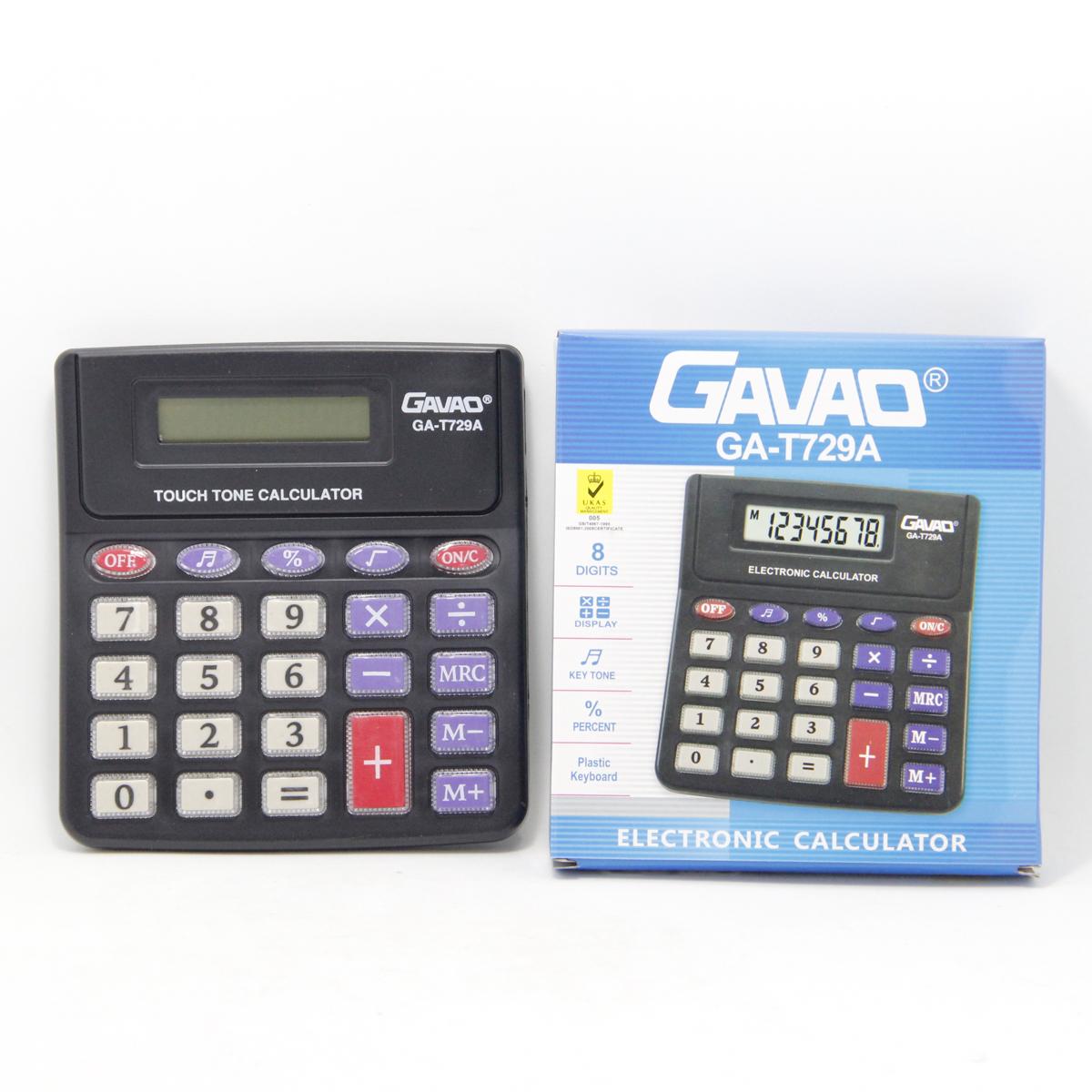 Calculadora cen caja